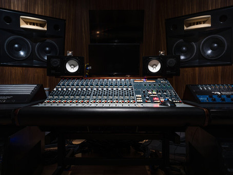 Case Study: 'In To The Blue' – Neve® BCM10/2 MkII Makes Its Atlanta Debut