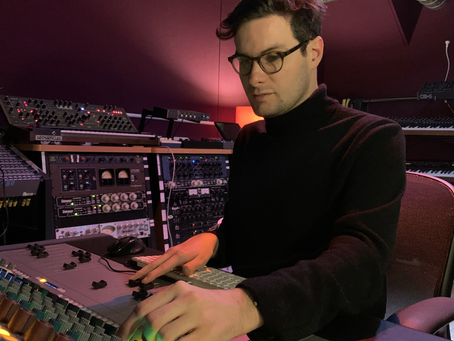 Making Space For A Neve® 8424 Console in The Belly of the Beast