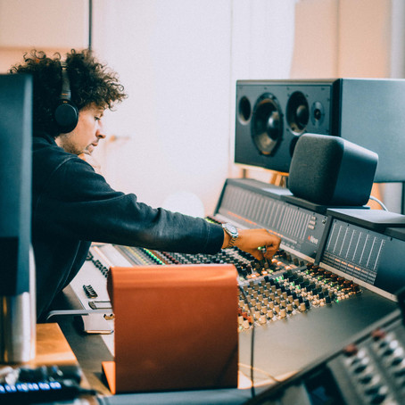 Ben Baptie Makes Space For A Neve® Genesys Console In His New London Studio