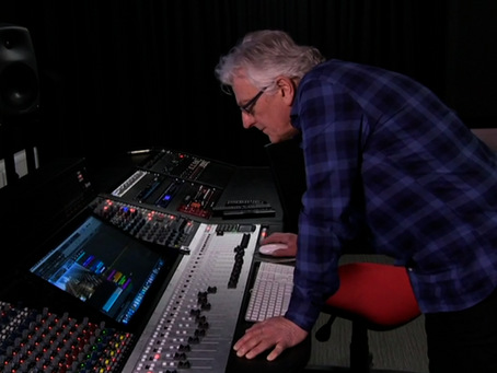 UCLAN's Genesys Black Console Plays a Key Role In Mixing Projects For 'The Global Sound Movement'