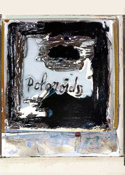 Polaroids Polaroids livre d'artiste Thierry Michelet Marie- Paule Bragès aux éditions Marges en Pages