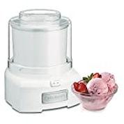 Cuisinart 1.5 Quart Frozen Yogurt ICE-21P1 Ice Cream Maker