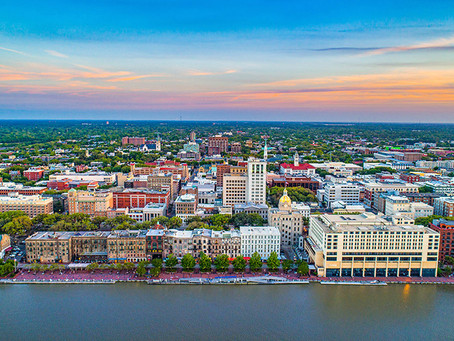 A Trip to the Hostess City of the South