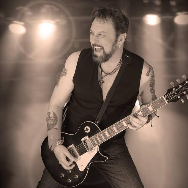Musician Tony Mitchell