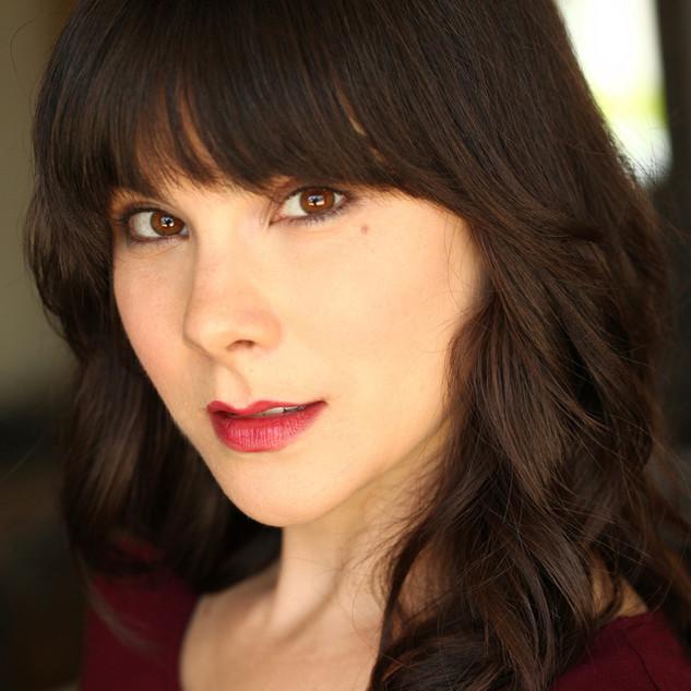 Actress Rachel Delante