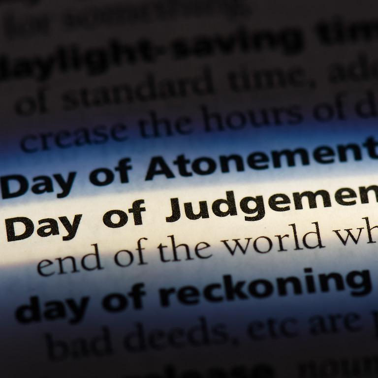 The Judgement- August 21