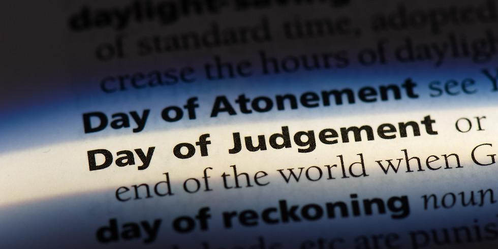 The Judgement-August 22
