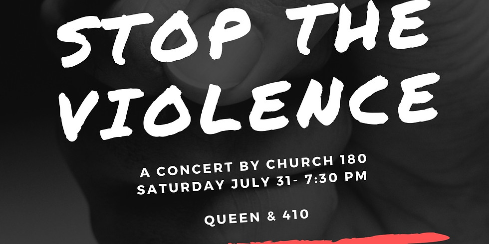 Stop the Violence Concert