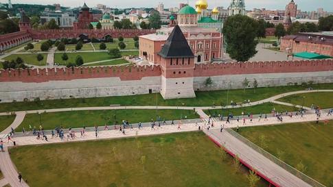 Реки бегут - экомарафон   Реки России   Тула 2021