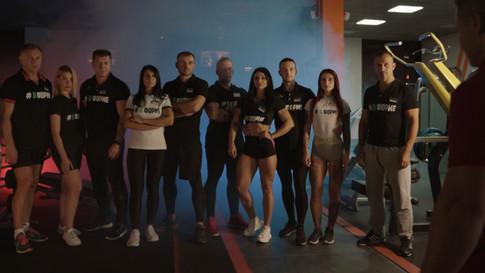Рекламный ролик фитнес клуба