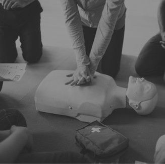01. First Aid Training