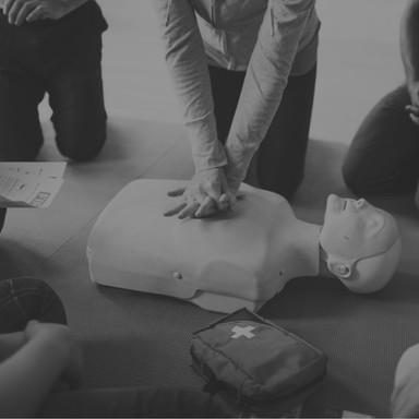 01. First Aid Training