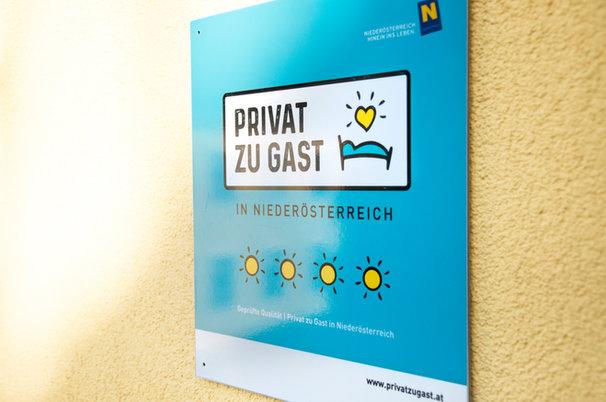 Privat zu Gast