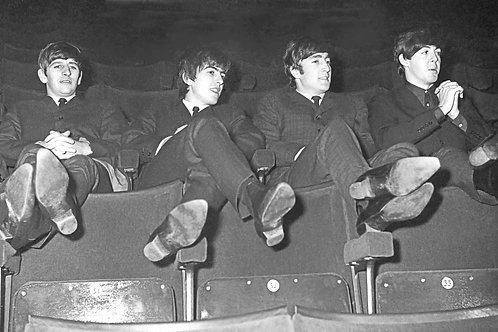 The Beatles - Kicking Back
