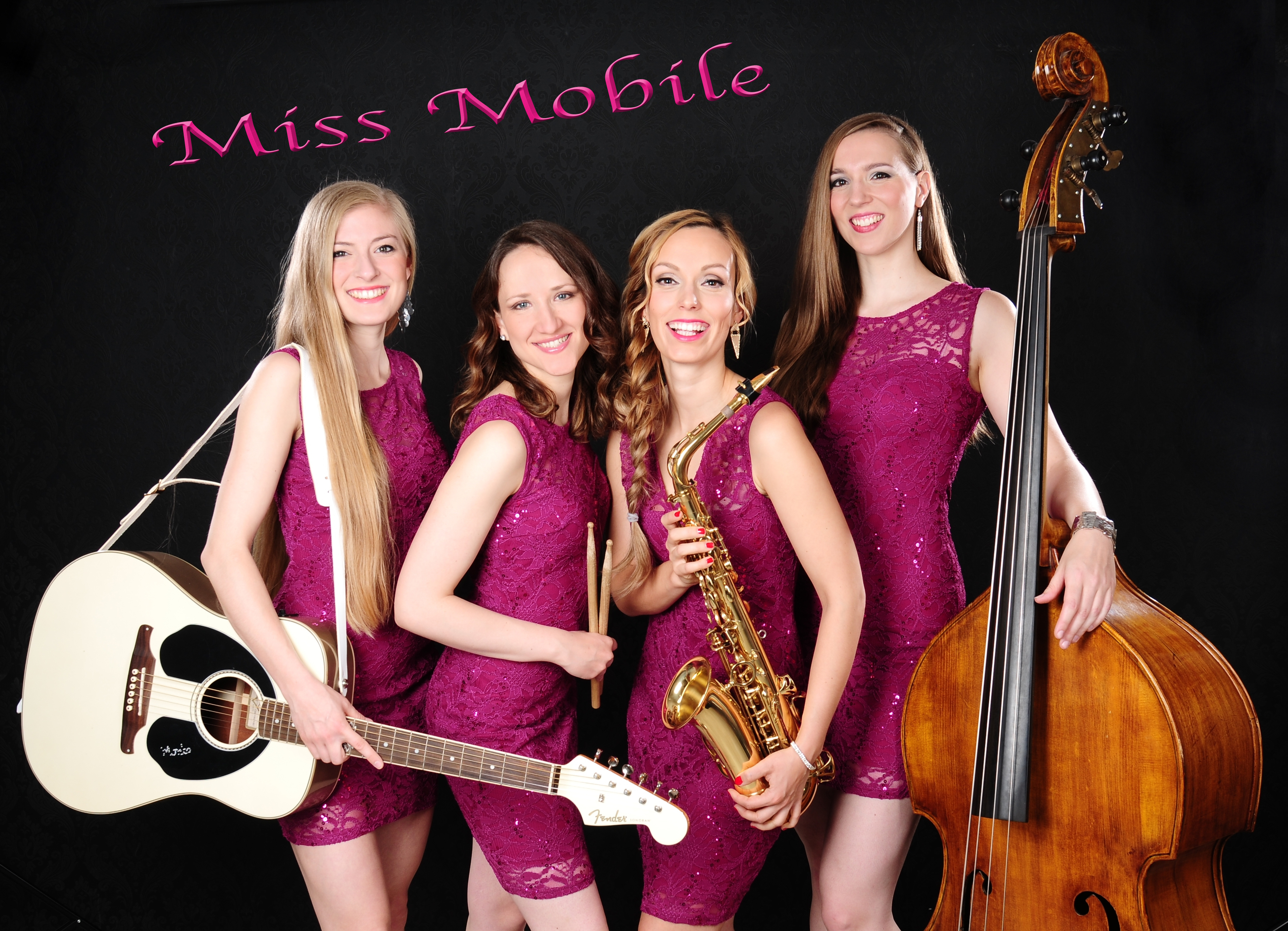 Miss Mobile Quartett