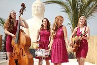Frauenband, Miss Mobile, Lady-Act, Damenband, Live Musik, Band Frankfurt, Firmenevent Musik