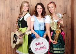 Miss Mobile Dirndl ompah band