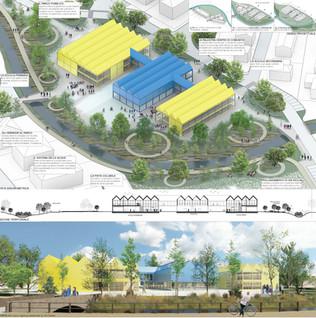 School and city park @ Legnago - IT, 2019