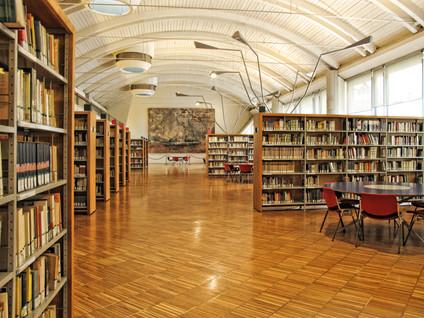 Municipal library San Giorgio, Pistoia. 2007