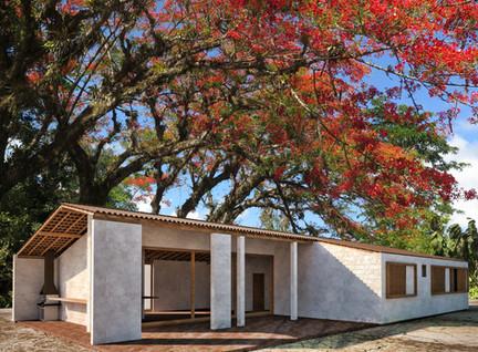 Irará house. Brazil, 2017