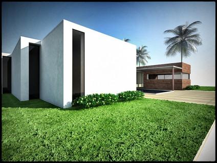 Beach house, Sergipe, Brazil. 2014