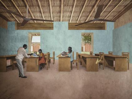 Mozambique preschool, 2019