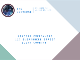 Love Letter from the Universe to Leaders Everywhere - How to Lead Souls, not Just Human Beings (#2)