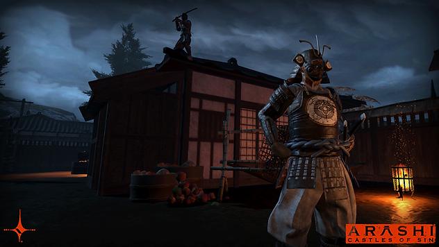 Arashi: Castles of Sin Ashigaru Screenshot