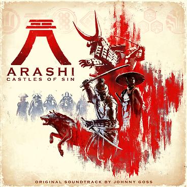 Buy Arashi: Castles of Sin Soundtrack by Johnny Goss