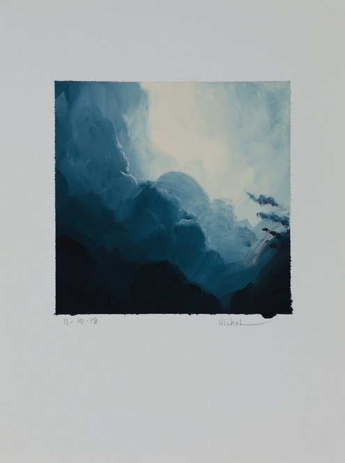 #11 - In the Clouds Series