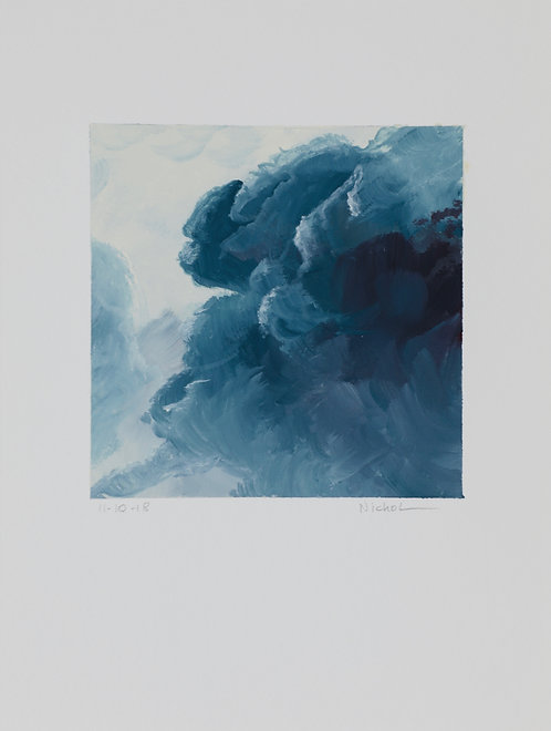 #13 - In the Clouds Series