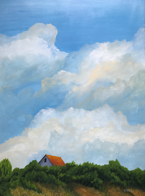 House - Earth and Sky Series
