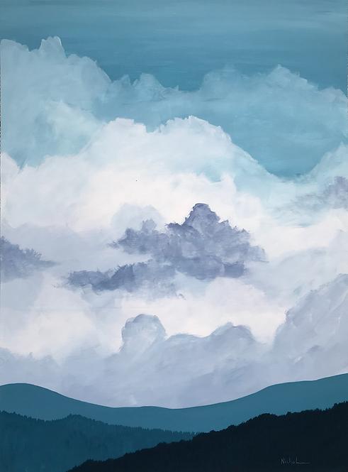 Blue Ridge - Earth and Sky Series