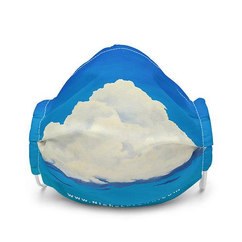 NICHOL FACE MASK: lone cloud