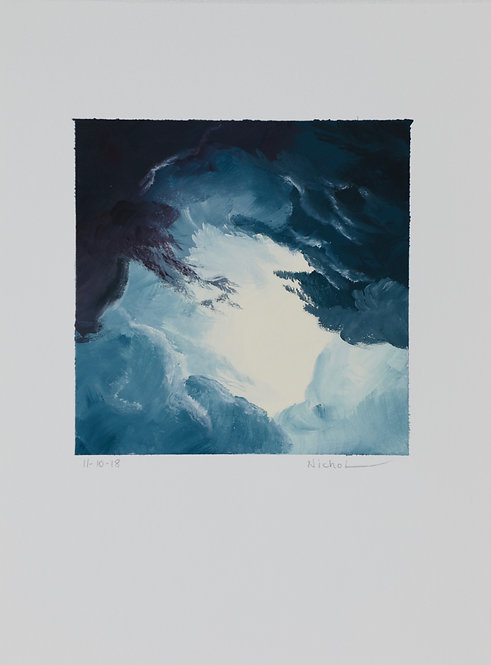#12 - In the Clouds Series