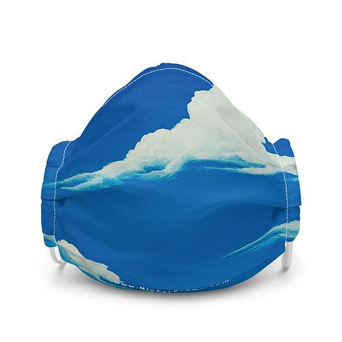 NICHOLFACE MASK: Blue Skies