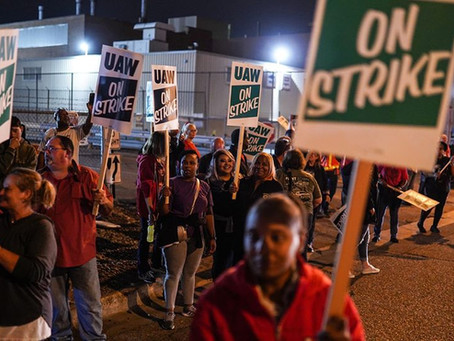Statement on UAW Strikes