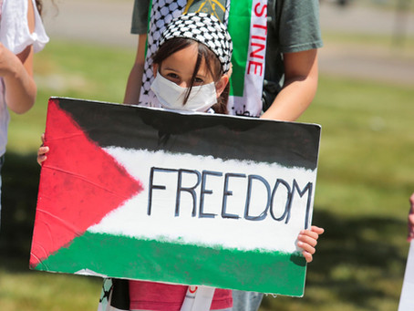 GEOC Statement in Support of the Palestinian People