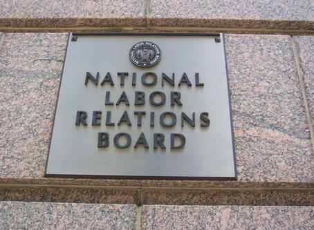 GEOC Statement on NLRB Rule Change