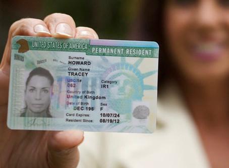 Bill to Delay Green Card Process