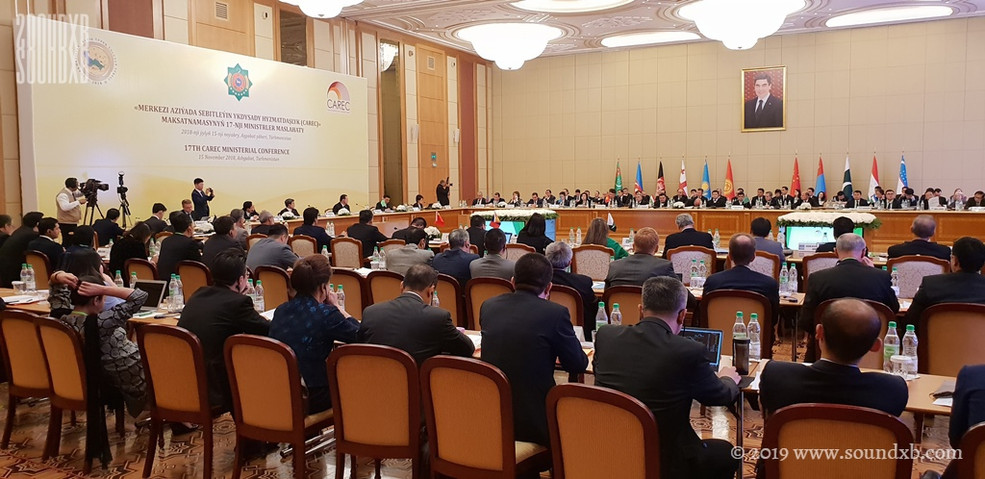 Simultaneous interpretation Turkmenistan