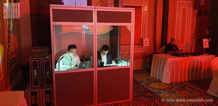 Chinese interpreters Film Festival Dubai