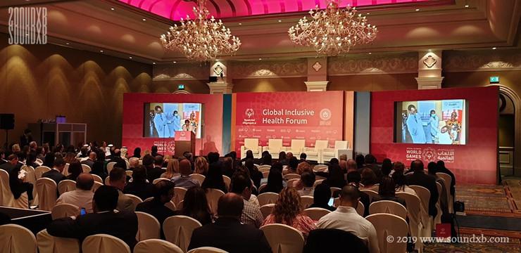 SO Health Forum Translation Booth Plenar