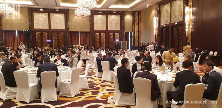 Luncheon with interpretation Dubai 1024x