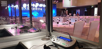 Multiple language interpretation inside Booth 1024x498 W.jpg