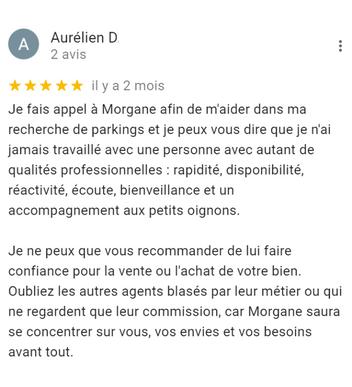 Avis Aurélien