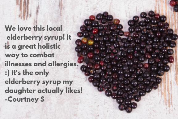 I like the taste and my allergies seem t