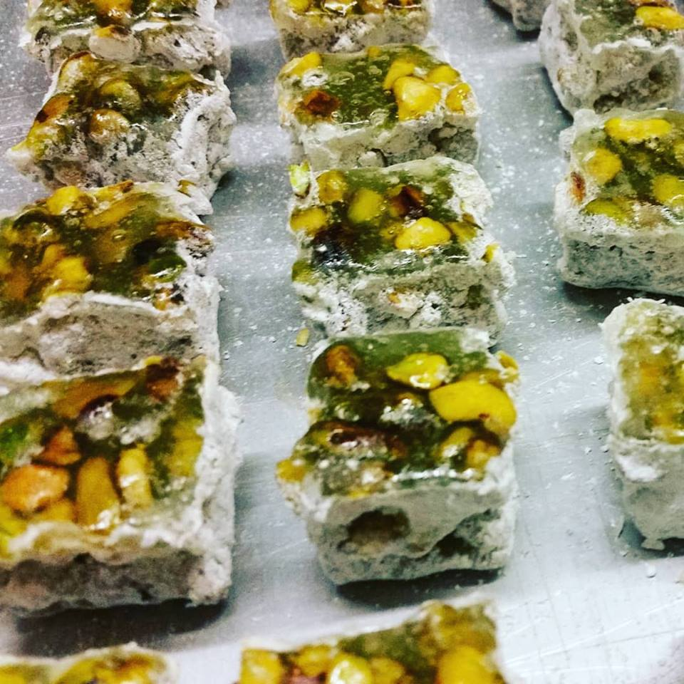 pistachio supreme cubes