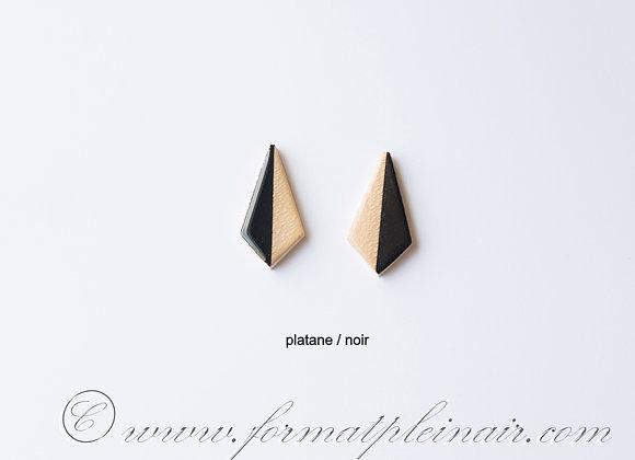 modèles diamants / déco verticale