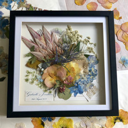 Creative memento for the Brides mother
